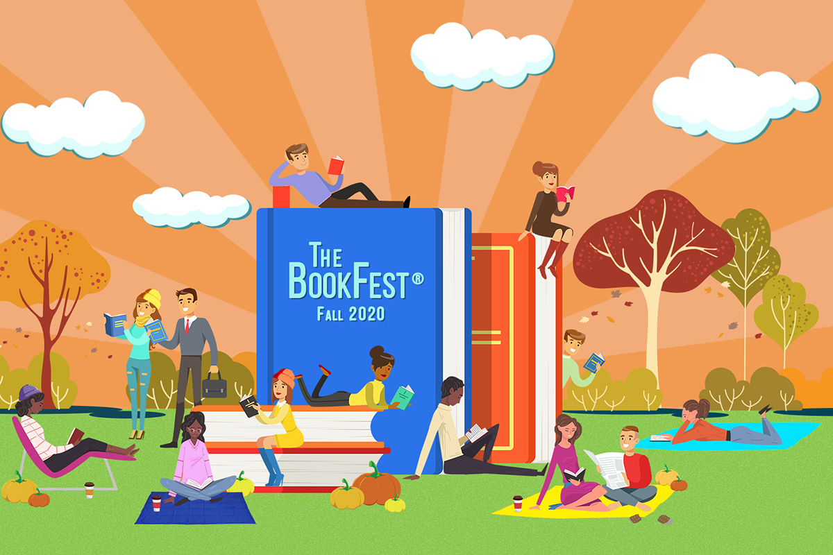 Celebrate All Things Spooky at The BookFest